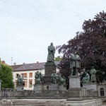 Lutherdenkmal, Worms, Luther, Innenstadt