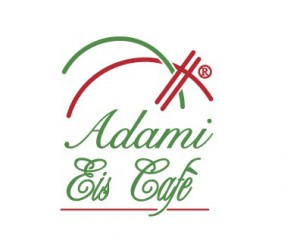 Logo ADAMI Eis Café am Obermarkt in Worms